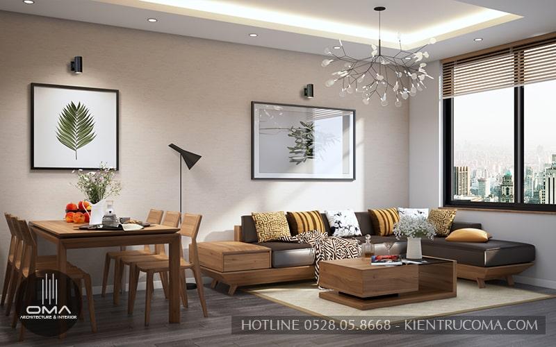 Thiết kế nội thất gỗ