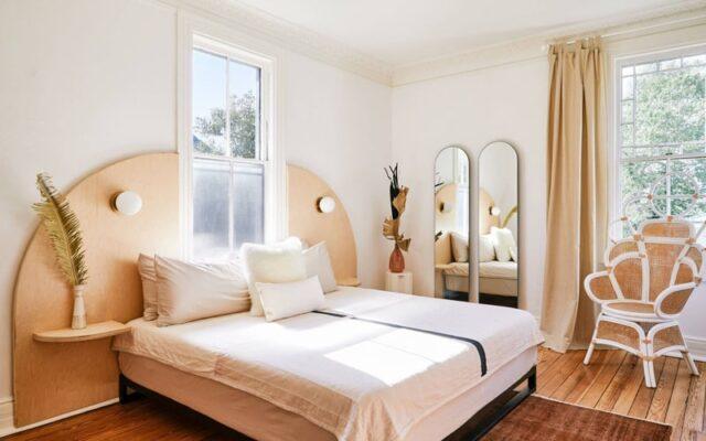 thiết kế nội thất phòng ngủ diện tích nhỏ