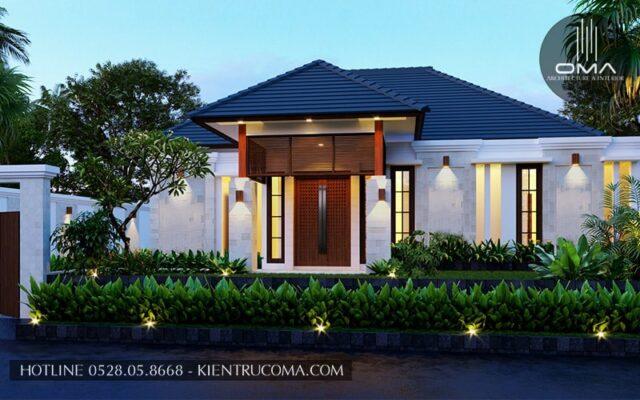 Thiết kế nhà ở đẹp tiết kiệm chi phí