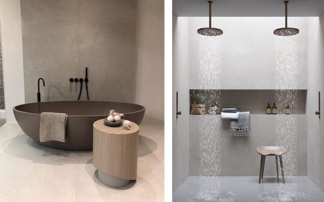mẫu phòng tắm tối giản